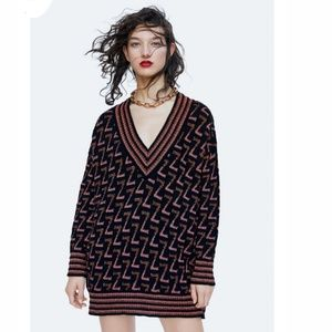 Zara Knit Knitwear Collection